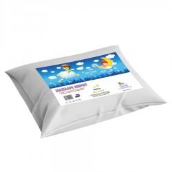 Βρεφικό μαξιλάρι ύπνου βαμβακερό