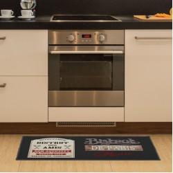 Πατάκι κουζίνας Bistrot 50x80εκ