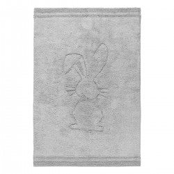 Χαλί βαμβακερό Cottony Art 9551 Γκρι