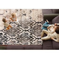Χαλί Element Art 9702 - 160x230 Καφέ, Μπεζ Beauty Home
