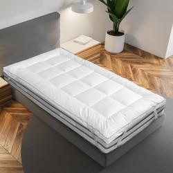 Ανώστρωμα Booster Art 4050 160x200 Λευκό Beauty Home