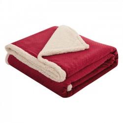 Κουβέρτα υπέρδιπλη Art 1713 220x240  Κόκκινο