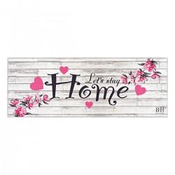 Πατάκι κουζίνας 9024 0.60x1.60 - 0.60x1.60 Γκρι Beauty Home