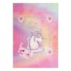 Χαλί Cool Art 9528 - 120x180 Ροζ Beauty Home
