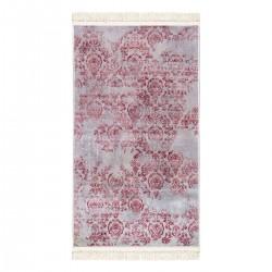 Πατάκι Aerial Art 9031 0.80x1.50 Γκρι, Ροζ Beauty Home