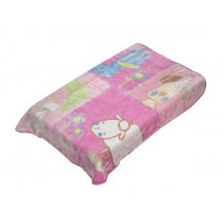 Κουβέρτα βρεφική Art 5089 - 110x140 Εμπριμέ Beauty Home