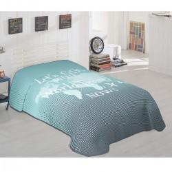 Κουβέρτα μονή Art 6108 - 160x220 Εμπριμέ Beauty Home