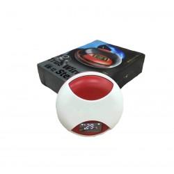 Ακουστικά bluetooth με βάση φόρτισης - KW12 - 665289 - White
