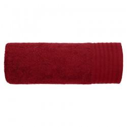 Πετσέτα προσώπου Art 3030 σε 18 αποχρώσεις - 50x100 Μπορντό Beauty Home