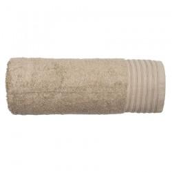 Πετσέτα προσώπου Art 3030 σε 18 αποχρώσεις - 50x100 Μπεζ Beauty Home