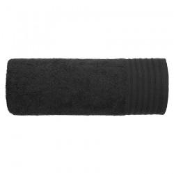 Πετσέτα μπάνιου Art 3030 σε 18 αποχρώσεις - 80x150 Μαύρο Beauty Home