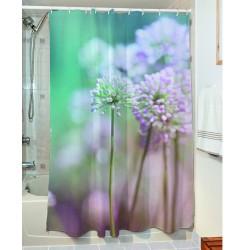 Κουρτίνα μπάνιου Frail Art 3063 190x180 Εμπριμέ Beauty Home